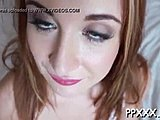 Phat beautiful is giving blowjobbery in shift for lusty cash