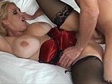 Mom son birthday Mature Porn