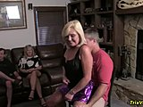 Stripper AT the Birthday kickback maturepornvideos