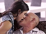 OLD4K. bulky grandpa nicely assfucks latina babe playgirl in variety of acts