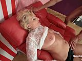 Experimental natural blonde aged holds Anal Creampie HD