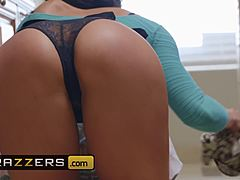 Brazzers - Kendra desire Johnny Sins - Fuck Christmas portion 4